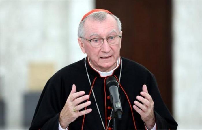 بارولين تفقد مستشفى الجعيتاوي: البابا فرنسيس مهتم بلبنان الرسالة