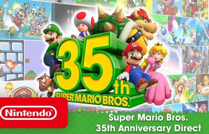نينتندو تعيد إطلاق 3 ألعاب كلاسيكية من سلسلة ماريو الشهيرة