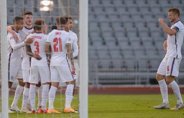 جزائية متأخرة تمنح إنجلترا فوزاً صعباً أمام أيسلندا