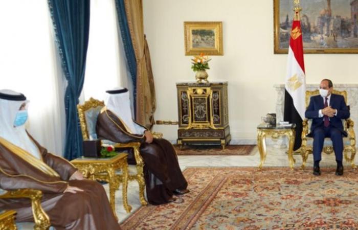 البحرين مع مصر لحماية أمنها بأي شكل