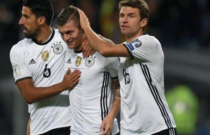 كروس لا يتوقع عودة مولر إلى المنتخب الألماني