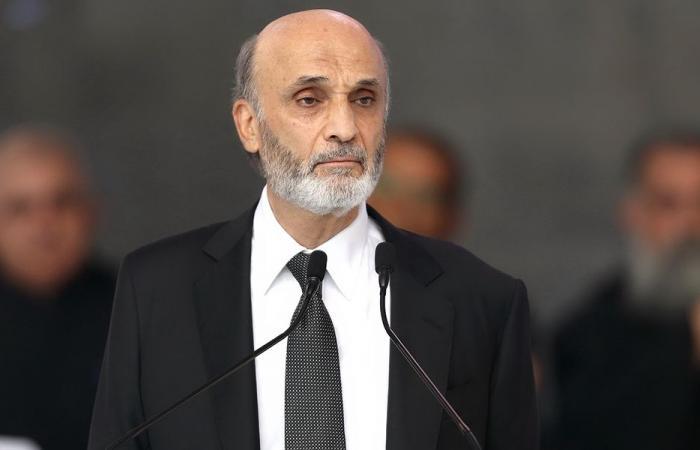 جعجع: لا يلبث أن يصل العمّ إلى الرئاسة حتى يسارع الصّهر إلى تمشيط ذقنه