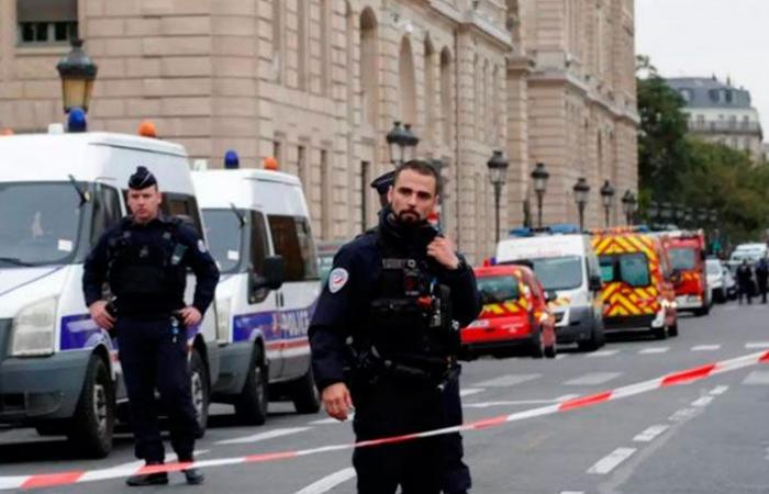 جريح بهجوم في باريس