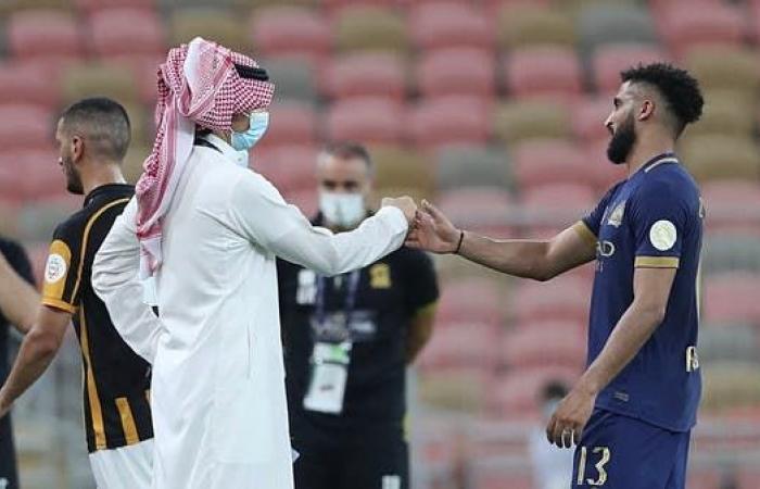 النصر ينفي تفاوض الحلافي مع لاعبي اتحاد جدة بشكل مباشر