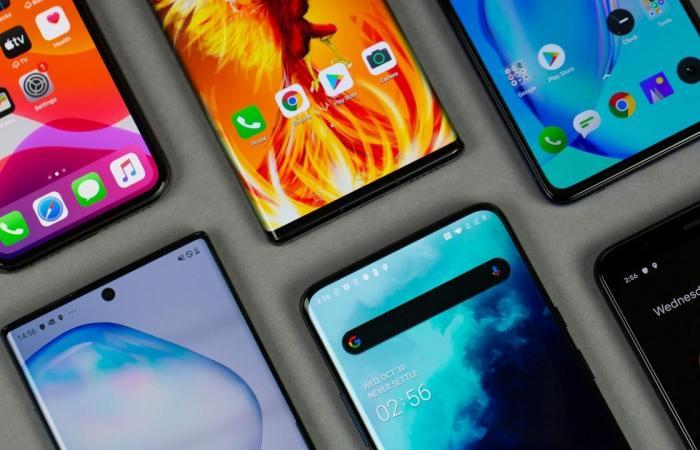 تقرير: شحنات الهواتف الذكية ستنخفض 10.7% في 2020