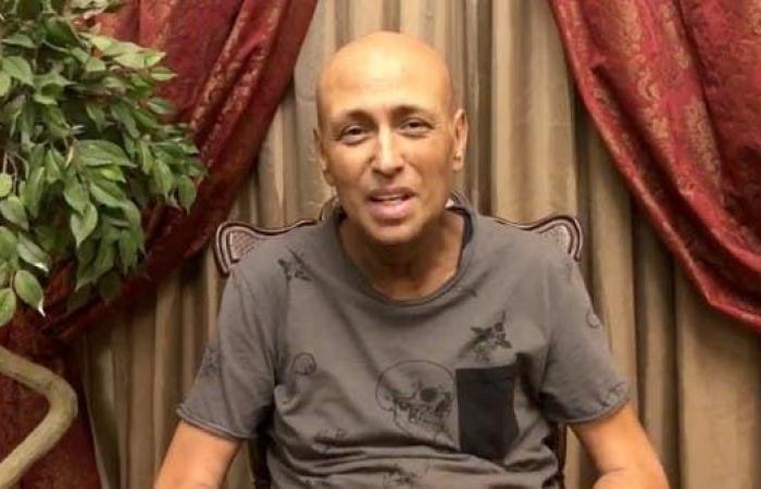 فنان مصري يكشف معاناته مع سرطان البلعوم.. وهذا حلمه