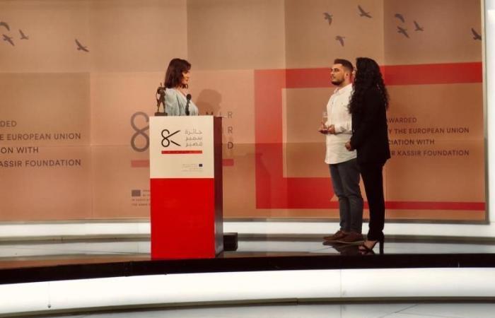 فوز 3 صحافيين من لبنان وسوريا وتونس بجائزة سمير قصير