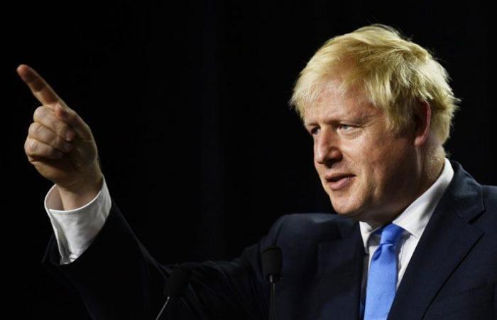 جونسون: الاتحاد الأوروبي يسعى لفرض حصار غذائي على بريطانيا