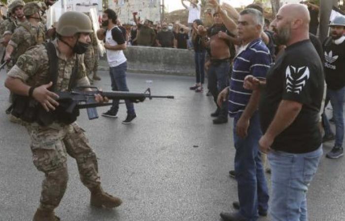 شرط استعادة لبنان تطبيق دستور الطائف