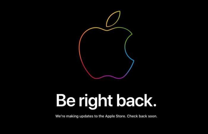 توقف متجر آبل قبل حدث iPad Air و Apple Watch Series 6