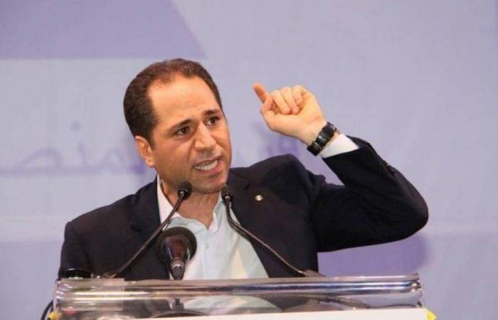 سامي الجميل: الحرية في لبنان بخطر
