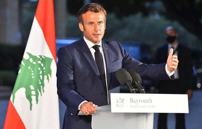 ماكرون يكثف اتصالاته مع القيادات اللبنانية…