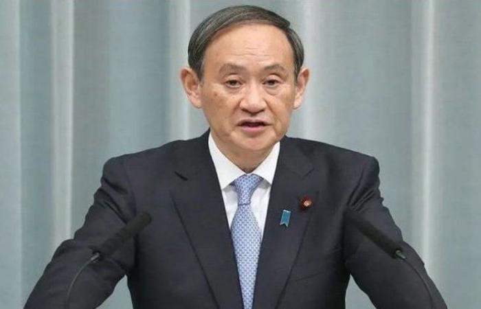 البرلمان الياباني انتخب يوشيهيدي سوغا رئيساً للوزراء