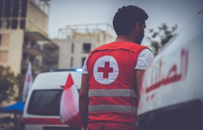 الصليب الأحمر يتسلم جثة لبناني توفي في إسرائيل