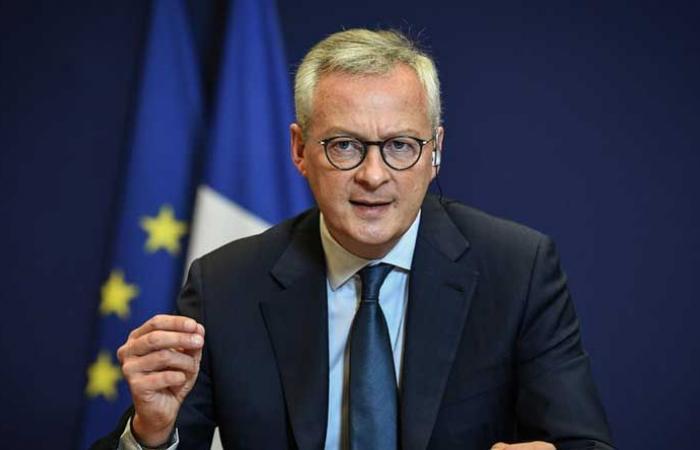 """إصابة وزير المالية الفرنسي بـ""""كورونا"""""""