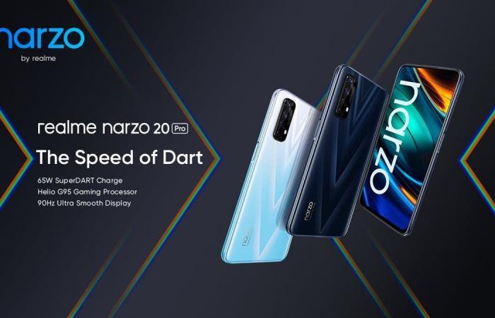 Realme تعلن عن Narzo 20A و Narzo 20 و Narzo 20 Pro