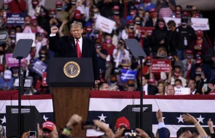 ترامب يواجه ثلاث انتكاسات اقتصادية قبيل خوض الانتخابات