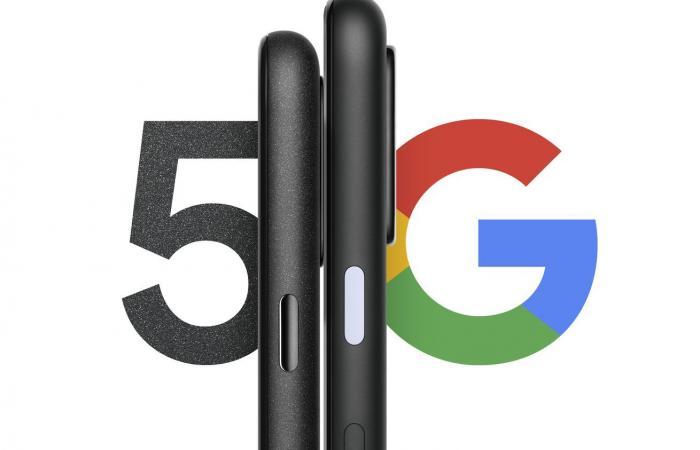 تسريب مواصفات Google Pixel 4A 5G