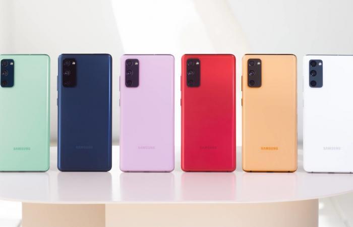 الإعلان رسميًا عن Galaxy S20 FE بإصدارات 4G و 5G
