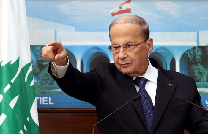 عون: لمعالجة الأسباب التي تدفع الى مغادرة لبنان بحراً