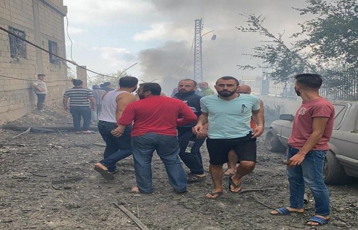 انفجار عين قانا…التحقيق ممنوع والتوضيح محجوب