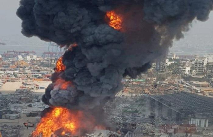 صوان استمع إلى إفادة شهود بقضية انفجار المرفأ