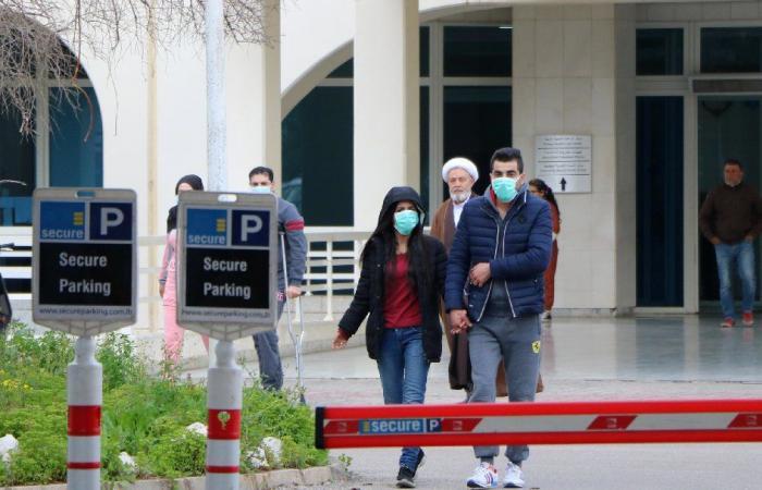إصابات كورونا في لبنان تتخطى الـ33500 حالة!