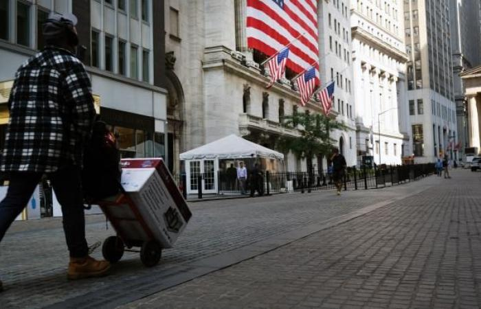 أطول سلسلة خسائر للأسهم الأميركية خلال عام