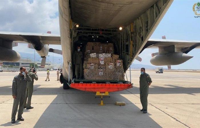 طائرة مساعدات من مالطا تصل الجمعة إلى لبنان