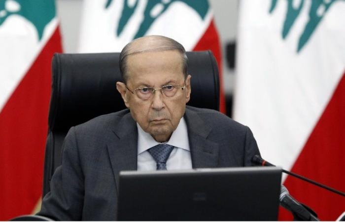 """اتصالات بين عون و""""الحزب"""" أوقفت تشكيلة حملها أديب إلى بعبدا"""