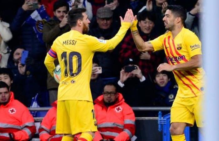ميسي يهاجم إدارة برشلونة بعد استغنائها عن سواريز