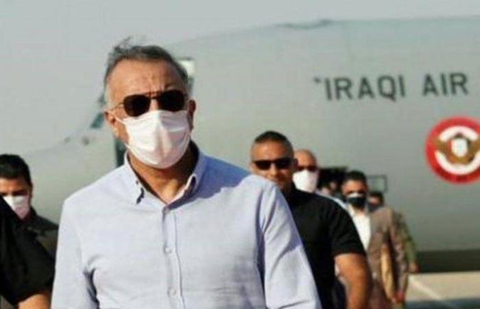 """الكاظمي يأمر بإغلاق مكاتب لـ""""الحشد"""" في مطار بغداد"""