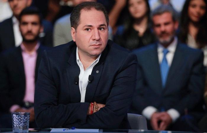 سامي الجميل: أدعو كل نائب إلى أخذ القرار الشجاع والاستقالة