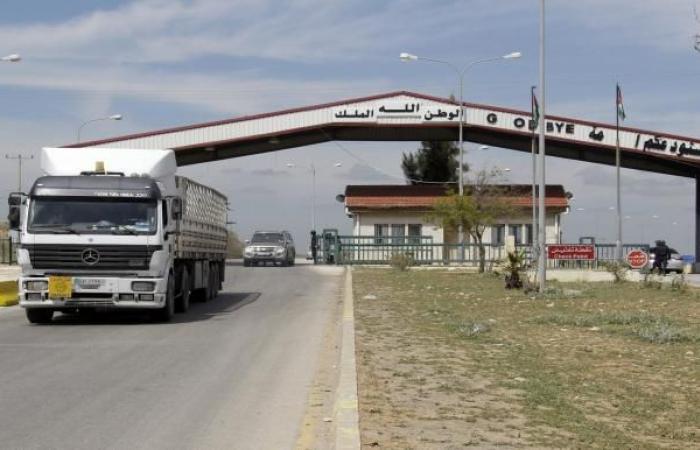إعادة فتح معبر حيوي بين الأردن وسورية