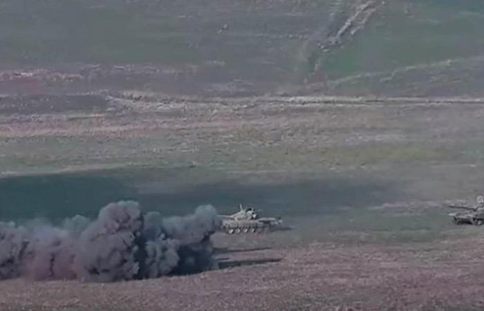 تركيا تنقل مرتزقة سوريا إلى أذربيجان