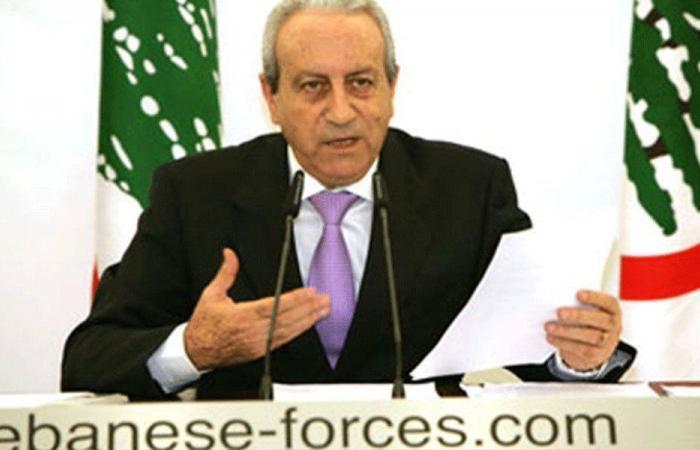 قاطيشا: حمى الله لبنان من الإرهابيين وأسيادهم