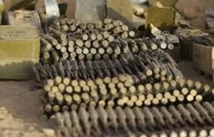 أخبار عن اكتشاف مخازن أسلحة في الضفة الغربيّة