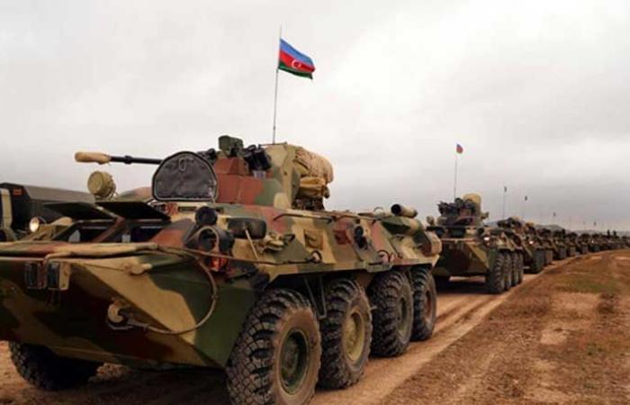 أذربيجان تسيطر على عدد من قرى وتلال قره باغ