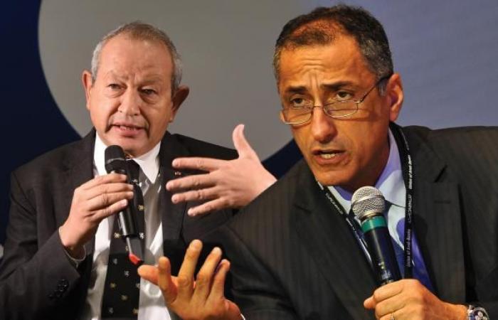 ساويرس والاقتراب الخطر من البنوك المصرية