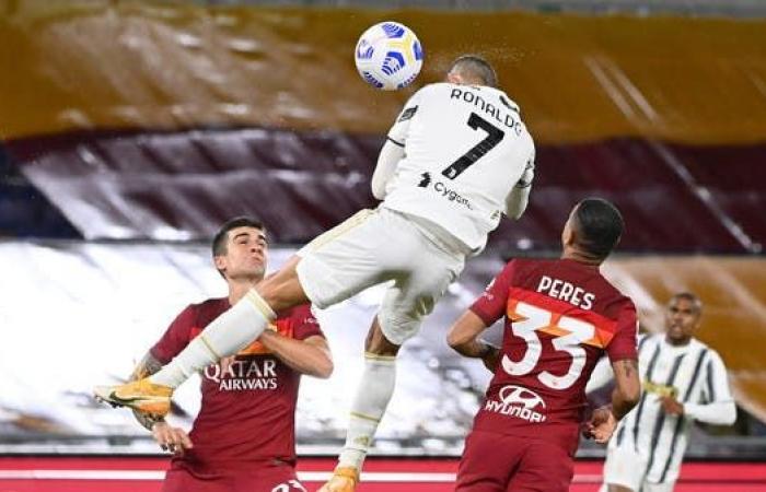 """رونالدو يصف نقطة التعادل مع روما بـ""""المهمة"""""""