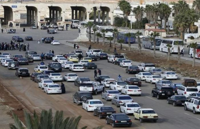 الأردن: دخول 57 شاحنة من سورية بعد فتح الحدود