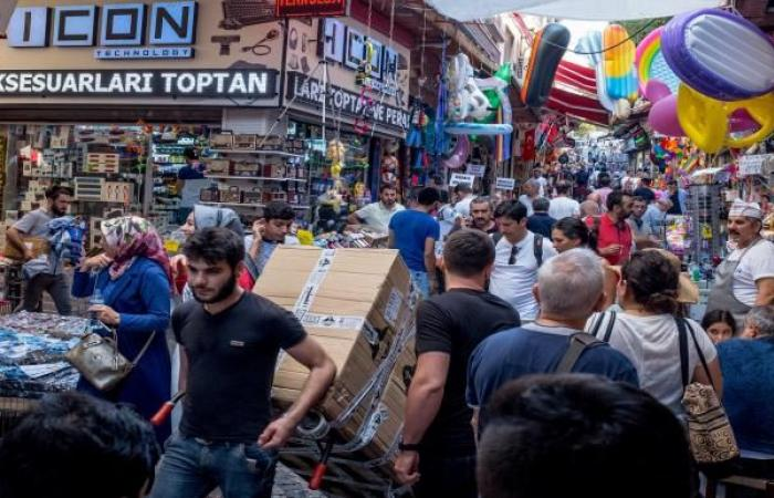 تركيا تتوقع نمواً مستمراً وتراجع عجز الحساب الجاري لثلاثة أعوام
