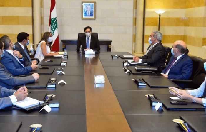 """دياب ترأس اجتماع اللجنة الوزارية لمتابعة """"كورونا"""""""