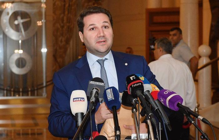 نديم الجميل: لا حل اليوم الّا بجبهة سيادية