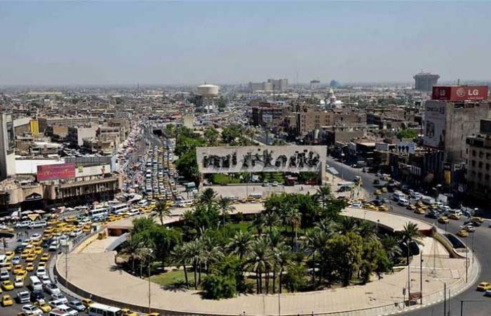 مقتل 5 عراقيين بسقوط صاروخ قرب مطار بغداد