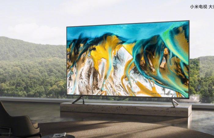 شاومي تعلن عن أول جهاز تلفاز بتقنية mini-LED وقياس 82 بوصة