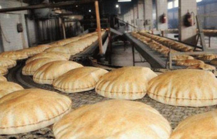 تعميم ينظّم عملية تسليم أفران الخبز العربي الطحين