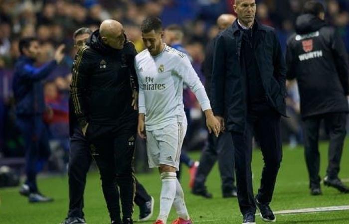 """زيدان: ريال لا يحتاج إلى لاعبين.. ومشكلة هازارد """"كبيرة"""""""