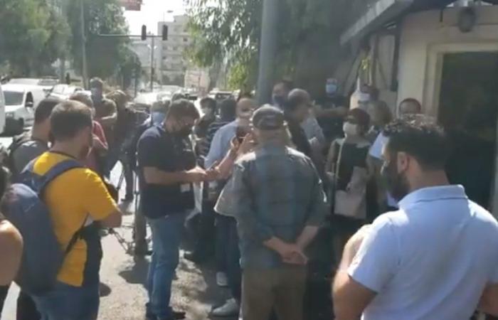 بالفيديو: وقفة تضامنية مع بشارة وضو