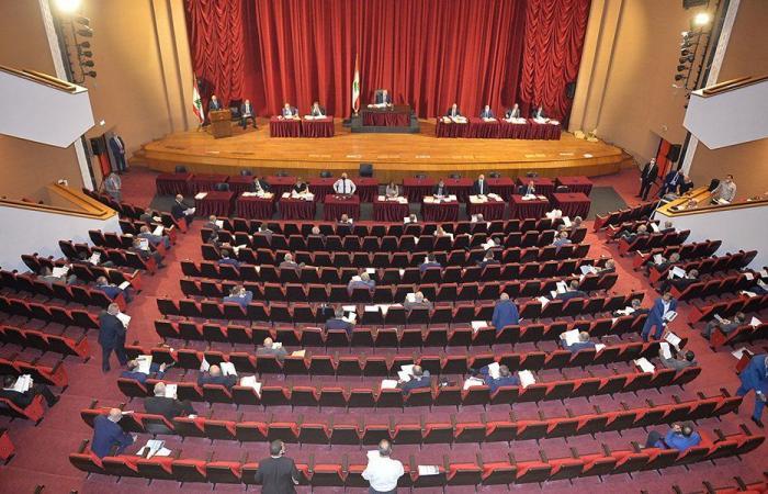 هذا ما تم إقراره في الجلسة التشريعية في الأونيسكو